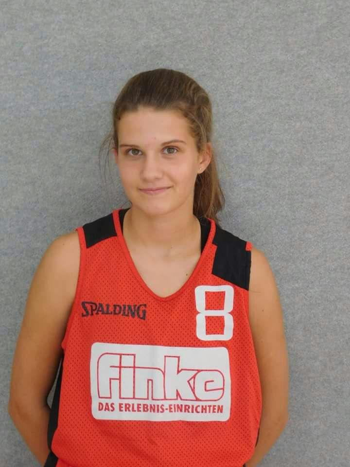 Topscorerin der U15w: Melina Both.
