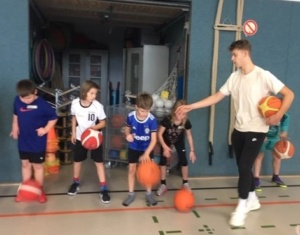 Baskets @ school