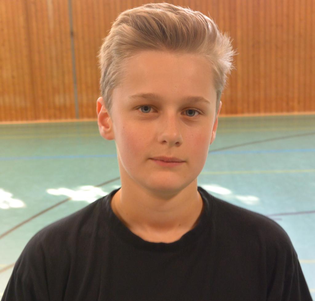 Neuzugang bei den Schiedsrichtern: Arne Blome