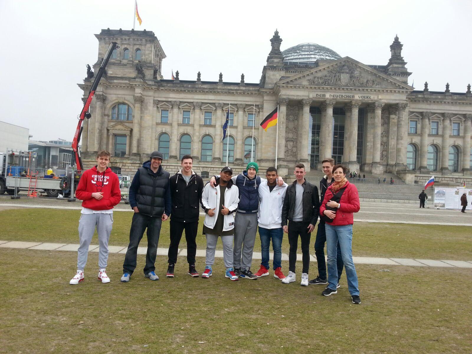 Berlin Eastercup 2016