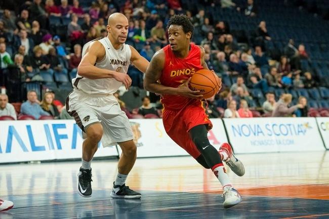 Will den Uni Baskets unter anderem mit seinem starken Zug zum Korb helfen: Thomas Cooper. (Bild: Trevor Macmillan / Slan Sports Management)