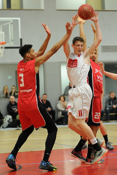 Julius Borkens - NBBL - Saison 2015/16