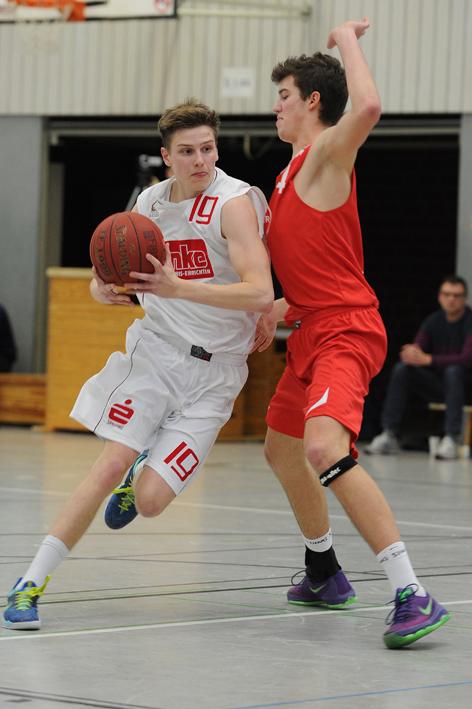 Jan-Philipp Dübbelde - NBBL - Saison 2015/16