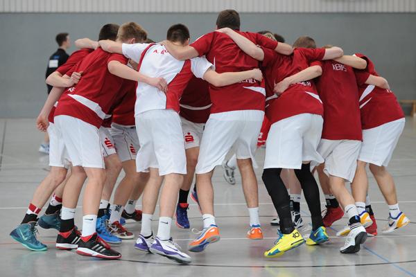 Nach zweiwöchiger Spielpause will die U19 im ersten Playoffspiel den Sieg