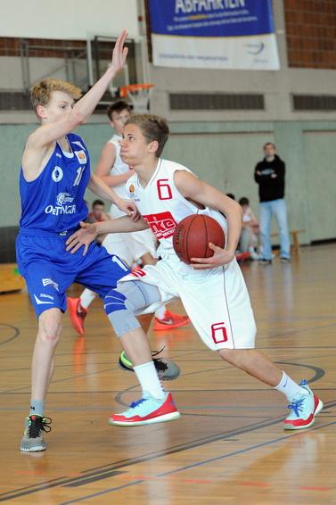 Tim Mertens - JBBL - Saison 2015/16