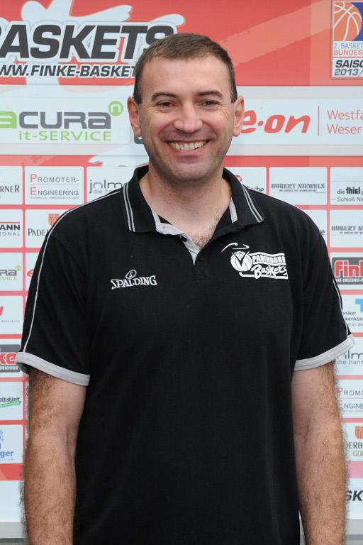 Trotz des Sieges war Artur Gacaev mit der Leistung seines Teams nicht immer einverstanden