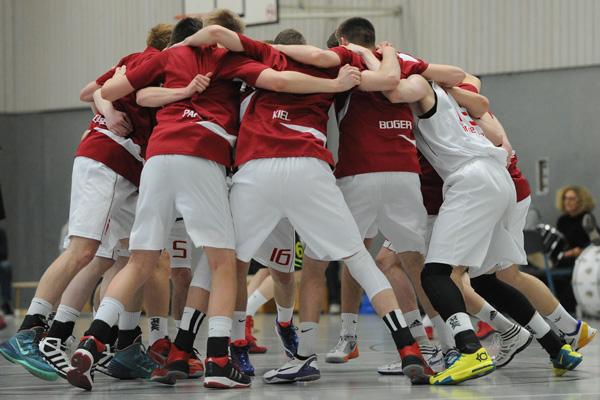 Im ersten Viertelfinalspiel erwartet die U19 die Piraten aus Hamburg
