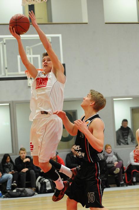 Fritz Hemschemeier - NBBL - Saison 2015/16