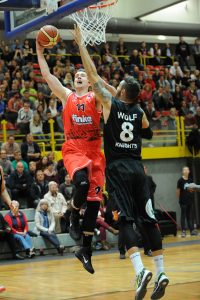 Pro A finke baskets - VFL Kirchheim Knights