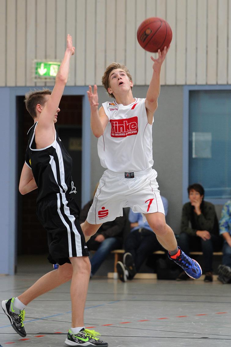 Erzielte 19 Punkte: Alexander Engel
