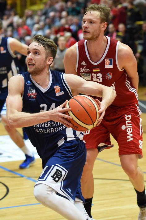 Den Auswärtssieg als Ziel: Matt Vest und Co. (Foto: Ulrich Petzold)