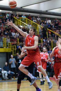 Morgan Grim zeigte eine gute Leistung, konnte die Niederlage aber nicht verhindern. (Foto: Ulrich Petzold)