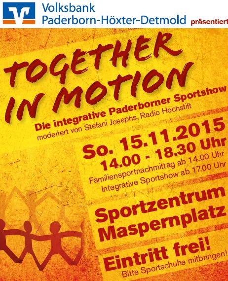 Integratives Sportfest 2015