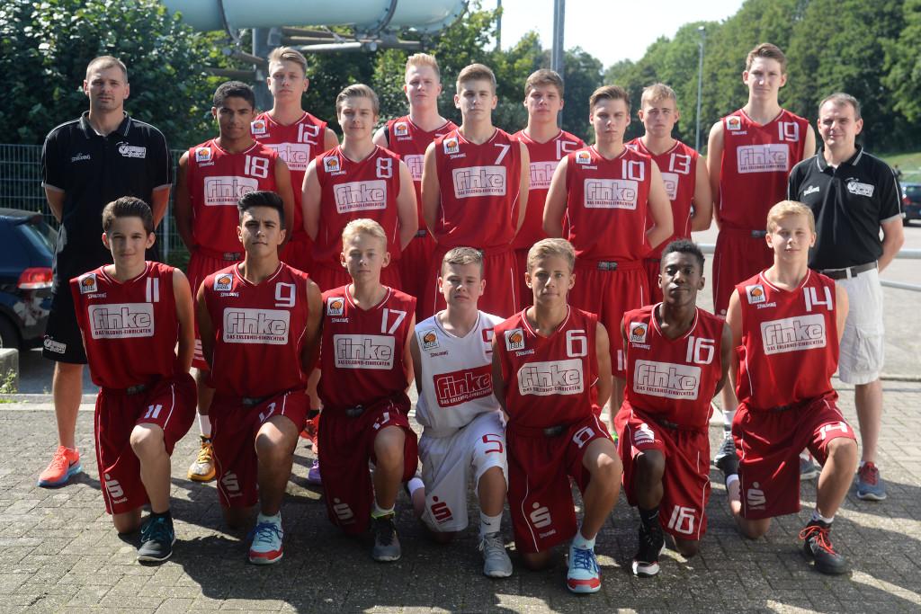 JBBL - Saison 2015/16