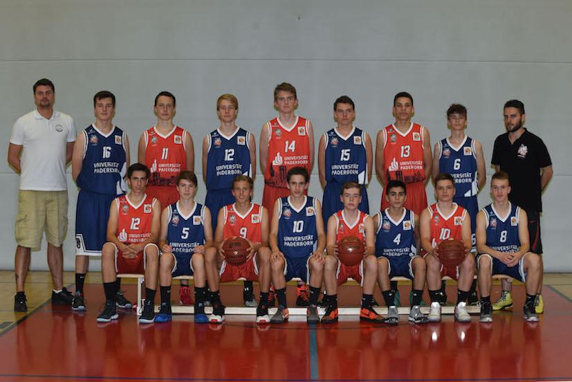 Damit hätte nicht jeder gerechnet: Die U16 gewann in dem ersten JBBL-Spiel der Saison in Braunschweig