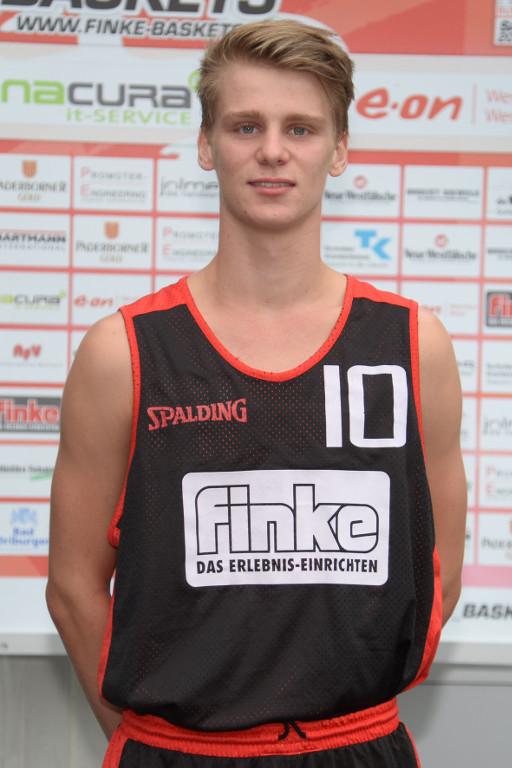Manuel Genath erzielte für die U18 nach einer furiosen Aufholjagd den Gamewinner