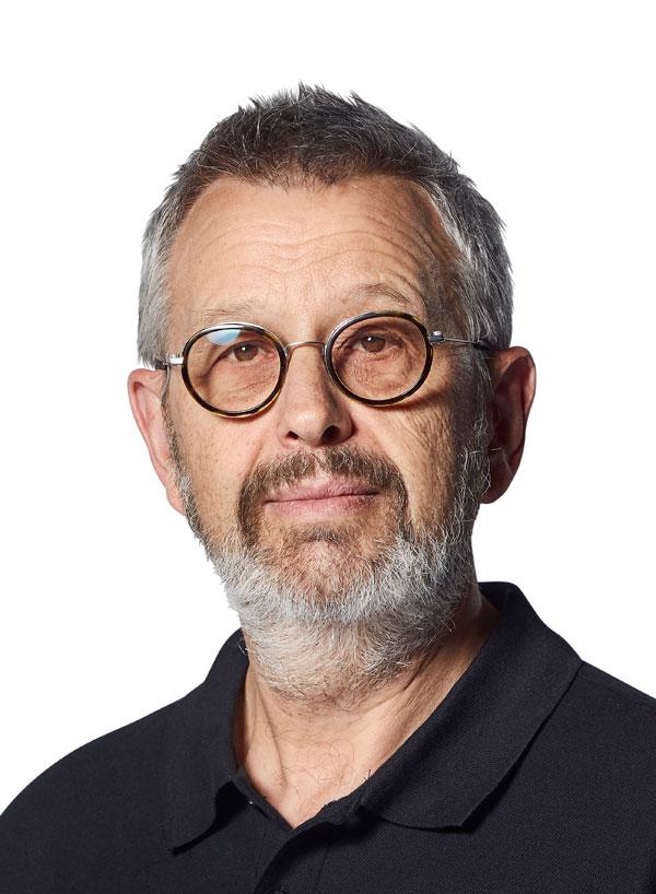 Dr. Rainer Heller - Mannschaftsarzt