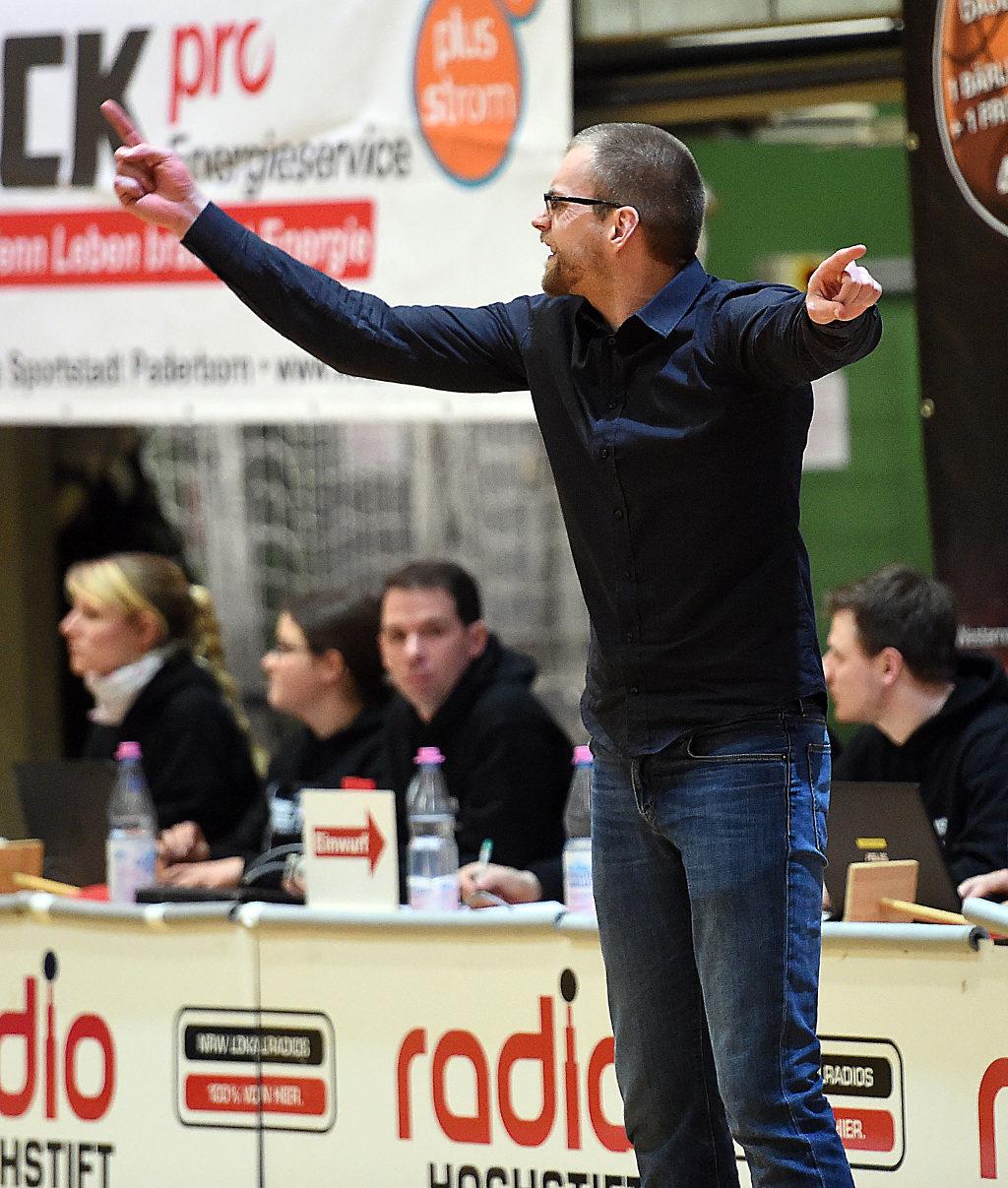 Wird auch in der kommenden Saison den Ton von der Seitenlinie aus angeben: ProA-Coach Uli Naechster