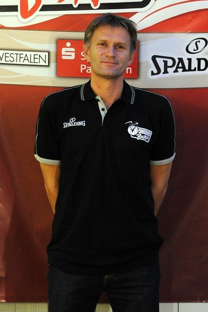 Vertritt Stefan Schettke an der Seitenlinie: Dirk Happe