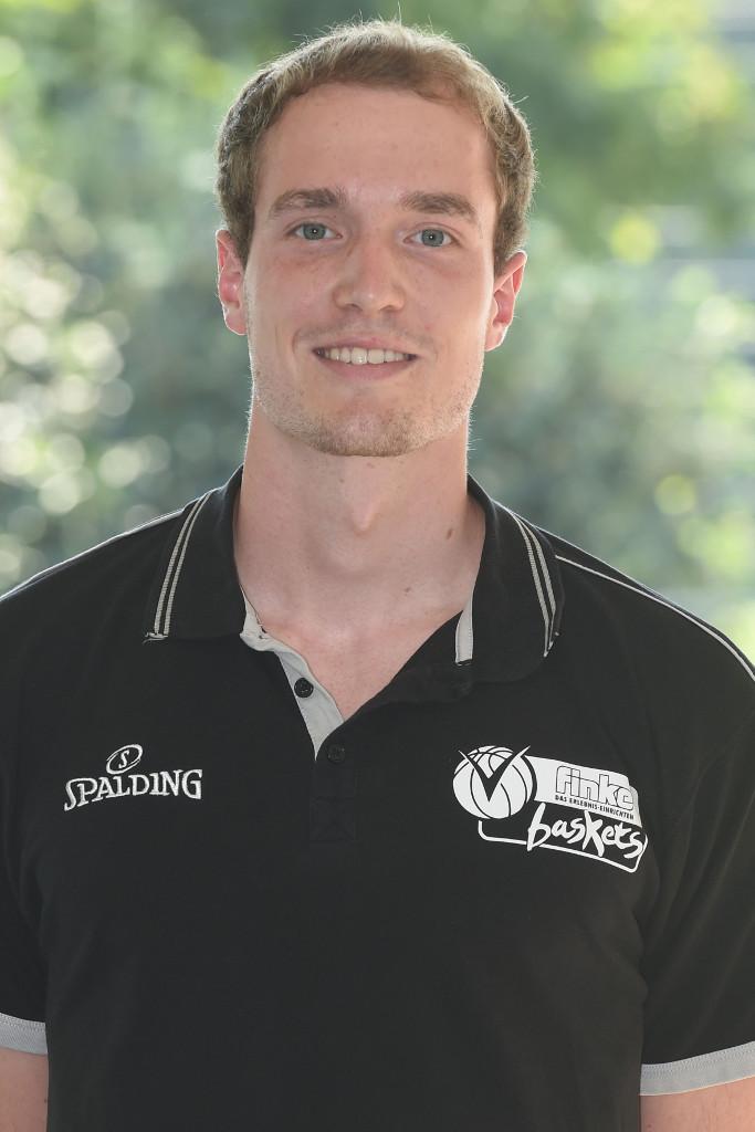 Erfolgreicher Ersatzcoach für die 2. Herren: Sebastian Heile