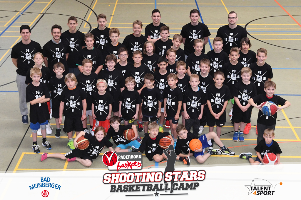 Shooting Stars Basketball Camp Herbst 2016