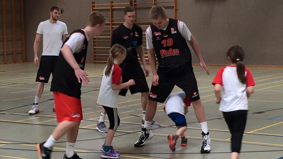 Shooting Stars Basketball Ostercamp 2015 - Till Pape