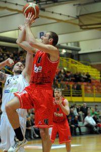 Nick Tufegdzich konnte die Niederlage nicht verhindern (Foto: Ulrich Petzold)