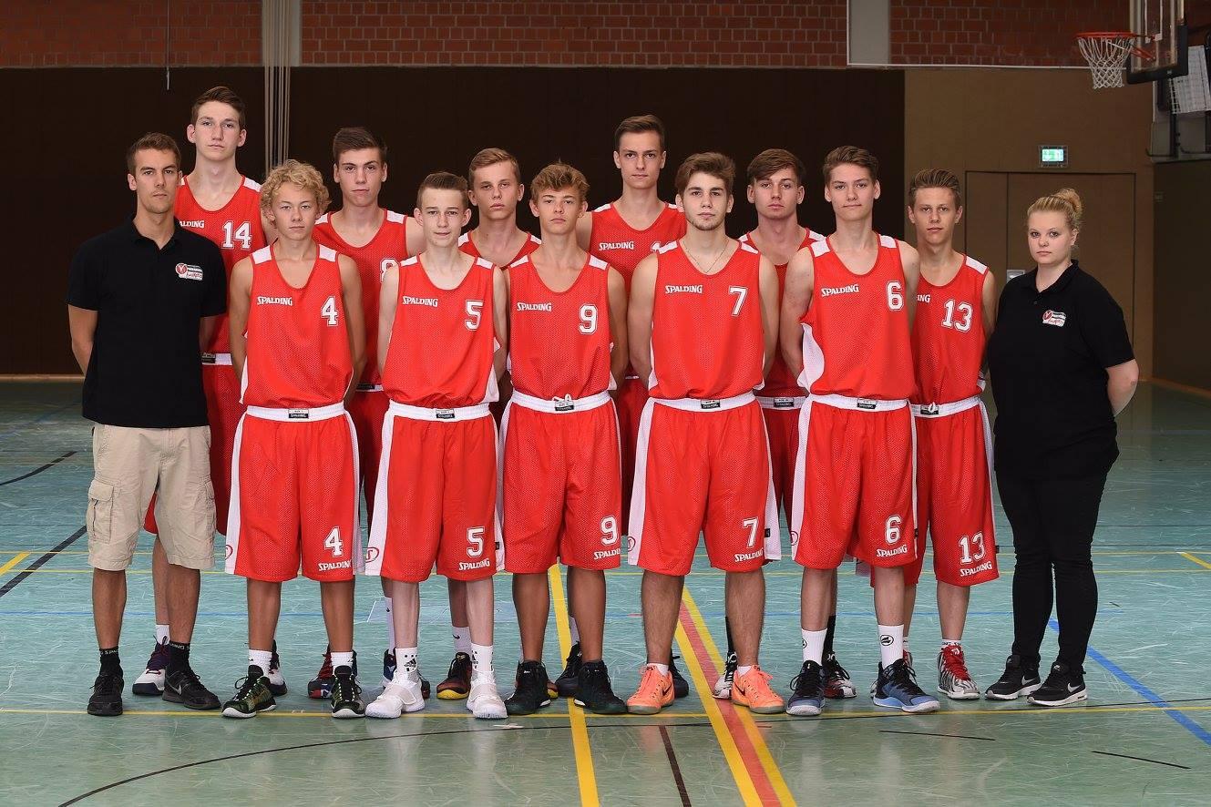 Wie auch die U14 muss die U18 am Sonntag nach Köln
