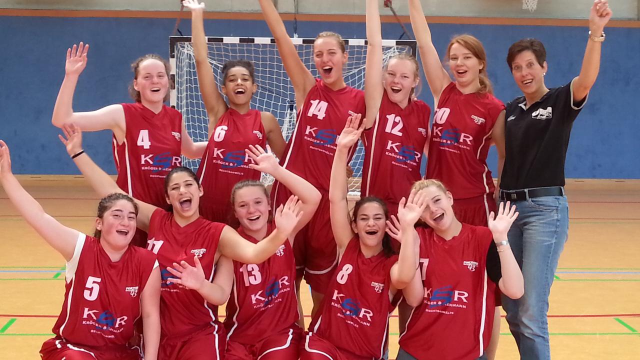U19w - Saison 2015/16