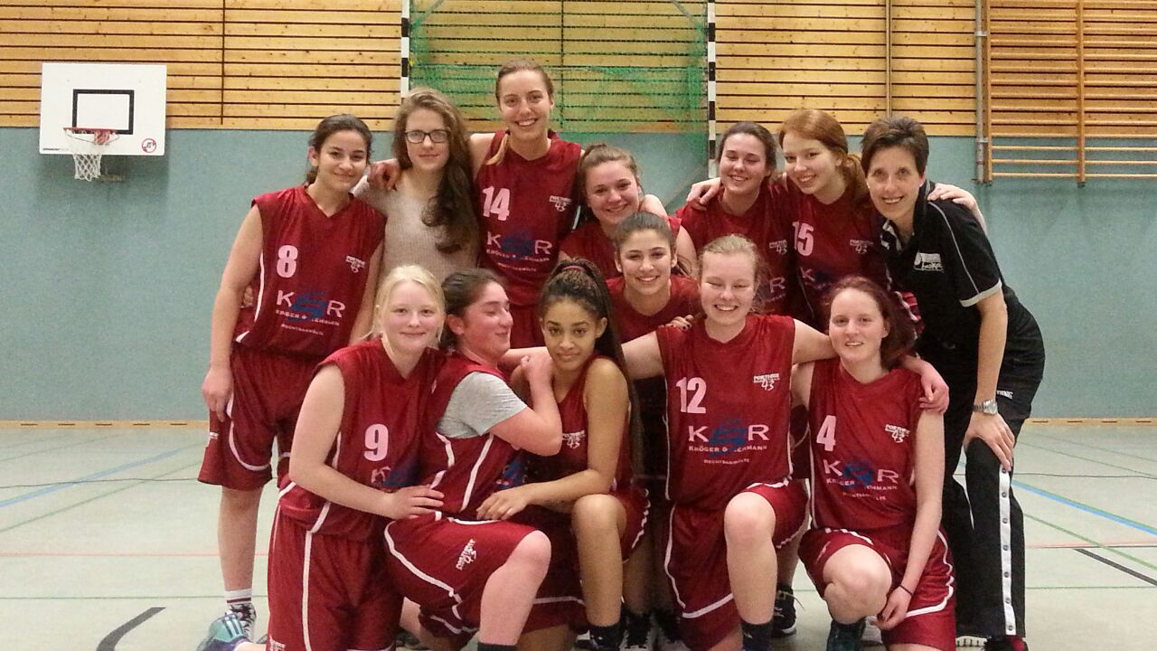 U19w: Bestes Team in Ostwestfalen