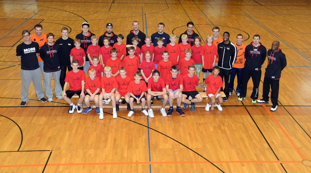Shooting Stars Basketball Camp