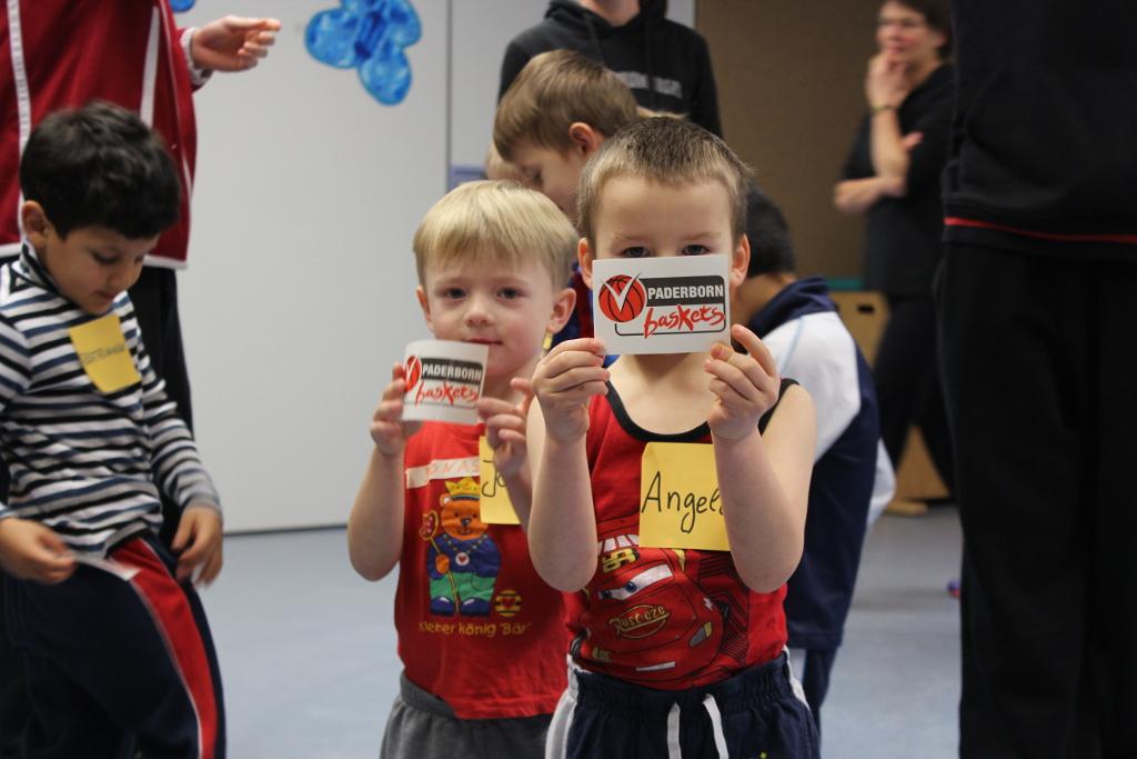 """KiTa-Projekt """"Zwerge und Riesen"""" startet im Familienzentrum Mistelweg"""