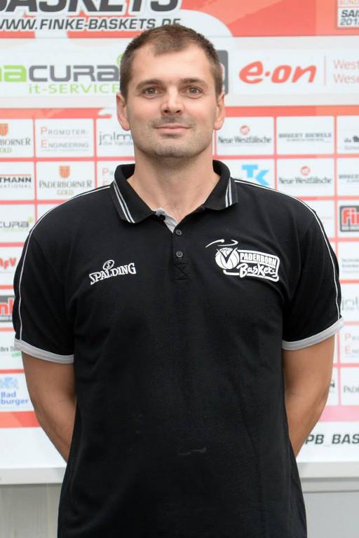 Neuer Assistenztrainer der ProA: Nikola Milosevic