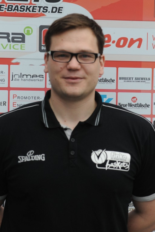 Wieder dabei: Trainer Stefan Schettke