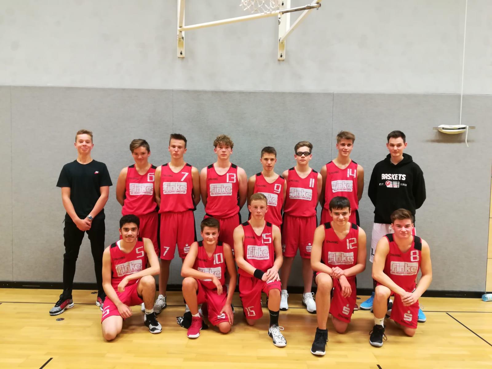 Die U16 II spielt wie die auch U18 am Sonntag in Hagen